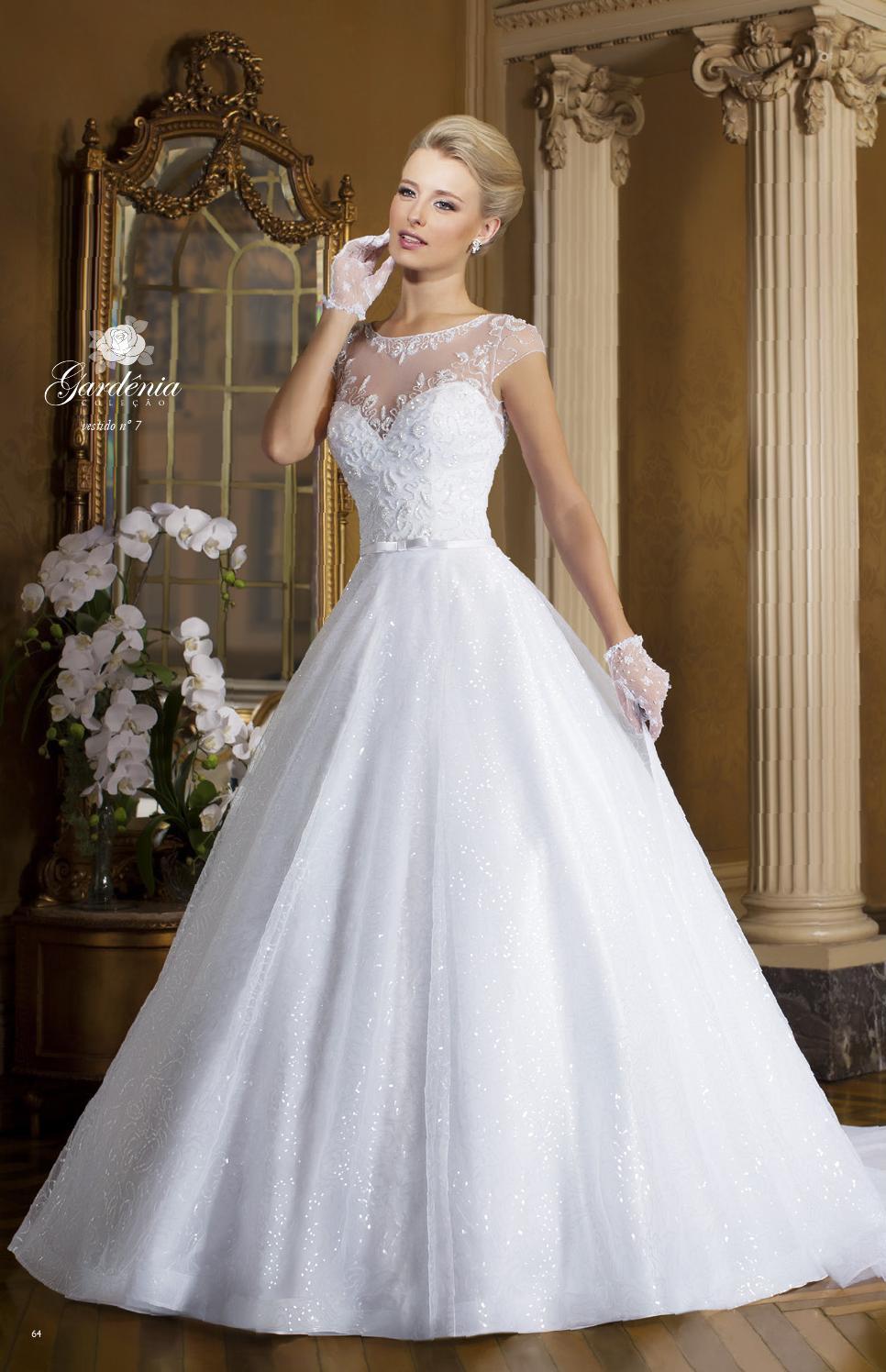 Ela Chegou Cole 231 227 O Gard 234 Nia Vestidos De Noiva 2015
